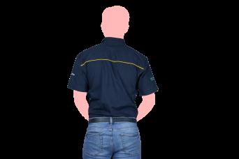 camisa dyno espalda