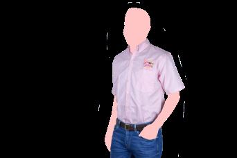 camisa los sarapes lateral
