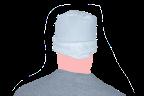 cofia 2 blanca espalda