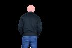 sueter negro san antonio espalda